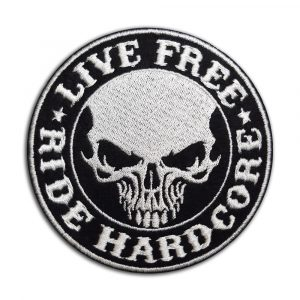 Live Free Ride Hardcore patch