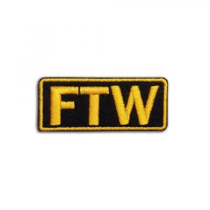FTW patch
