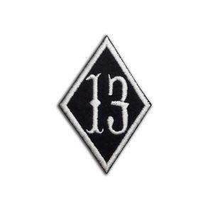 13 patch