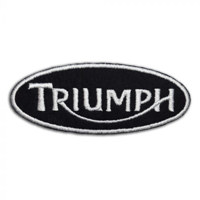 Triumph patch