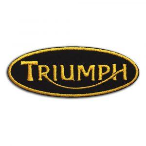 Triumph patch