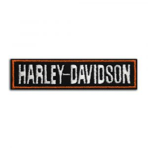 Harley-Davidson patch