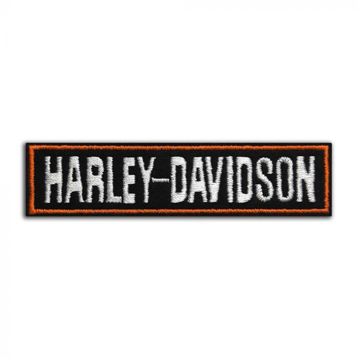 Harley-Davidson patch