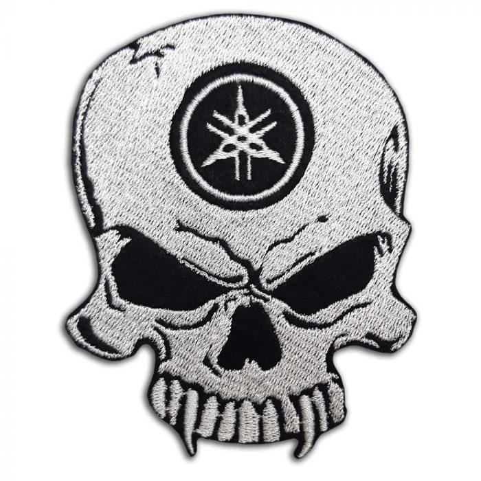 Yamaha Skull patch