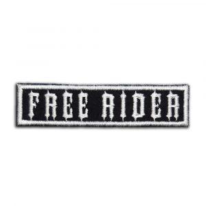 Free Rider patch