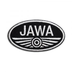 Jawa logo patch