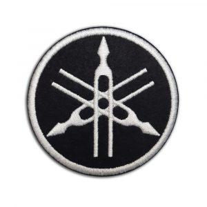 Yamaha logo patch