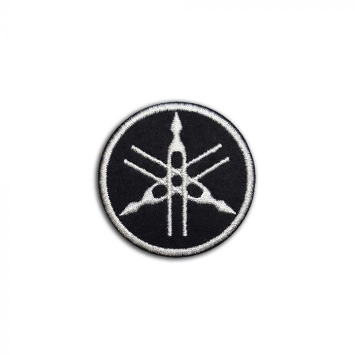 Yamaha logo small patch