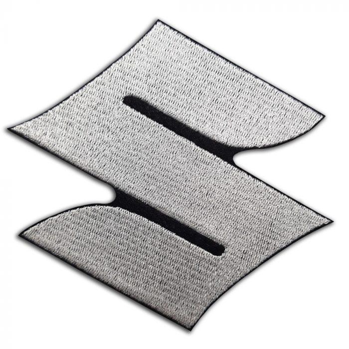 Suzuki logo patch