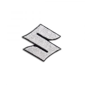 Suzuki logo small patch