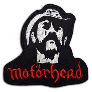 Motorhead Lemmy Kilmister patch