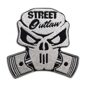 Street Outlaw patch