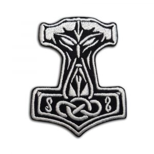 Hammer of Thor Mjolnir patch