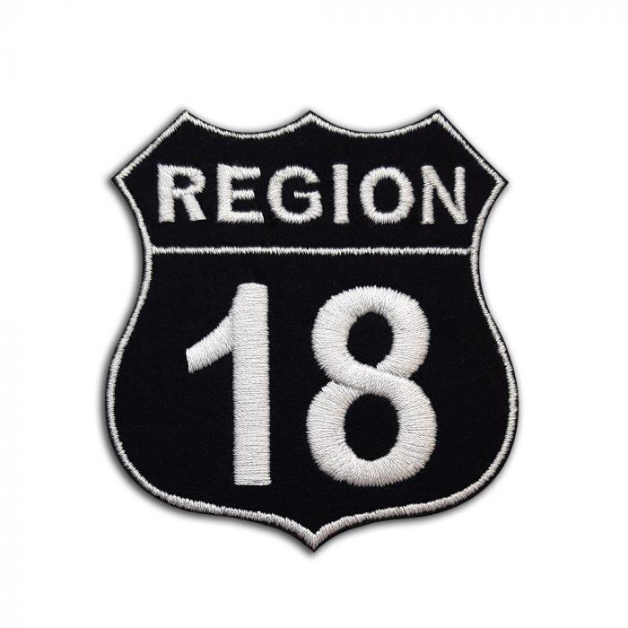 Region patch