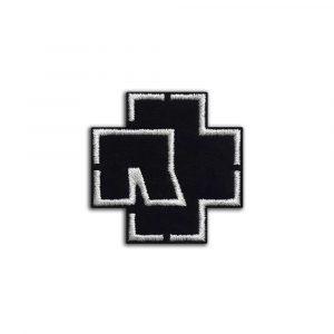 Rammstein logo small patch