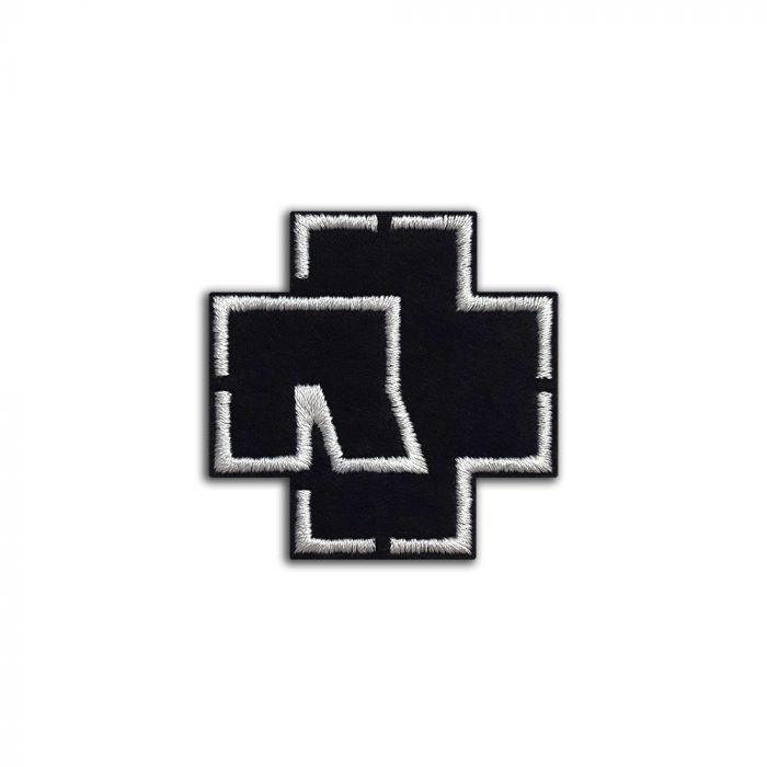 Rammstein logo small patch