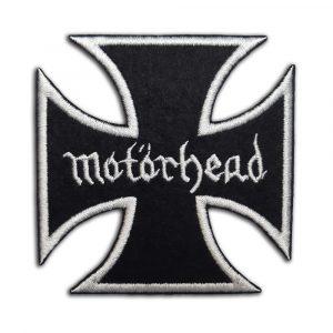 Motorhead cross patch