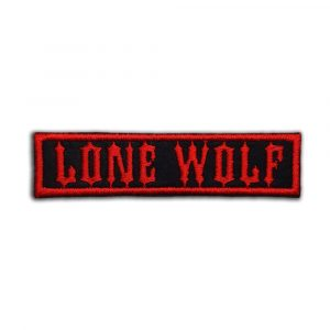 Lone Wolf patch