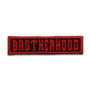 Brotherhood patch