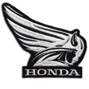 Honda Valkyrie logo patch