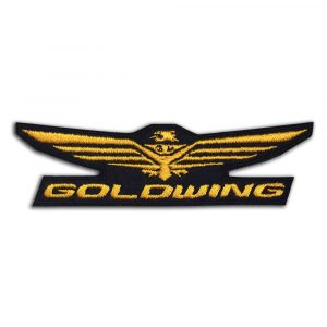 Honda Gold Wing patch