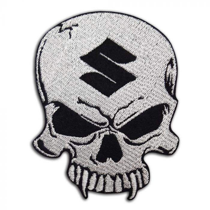 Suzuki Skull patch