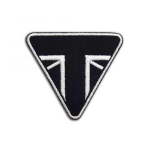 Triumph logo patch
