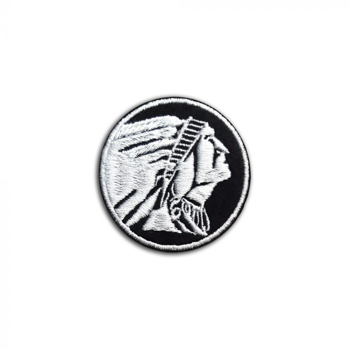 Indian motorcycle small patch