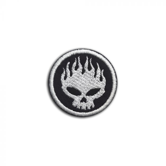 The Offspring logo small patch