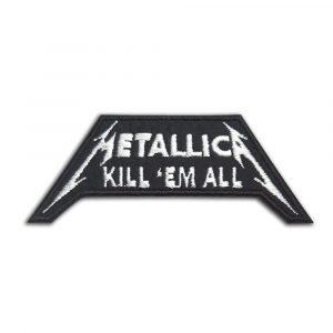Metallica Kill 'em all patch