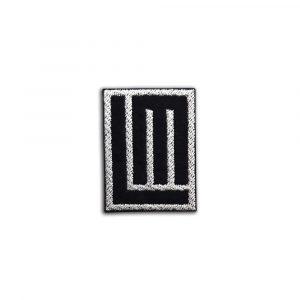 Lindemann logo small patch