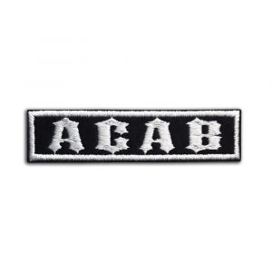 ACAB patch