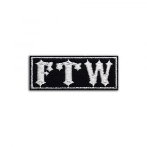 FTW small patch