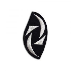 Halestorm logo patch