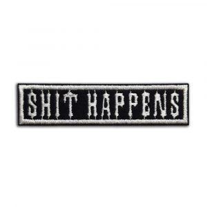 Shit happens patch