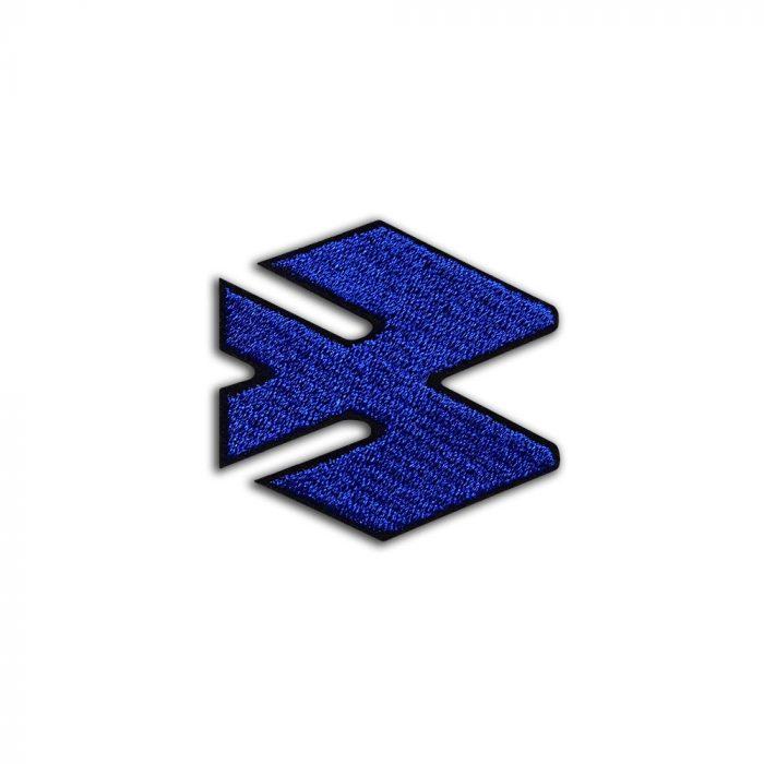 Bajaj logo patch