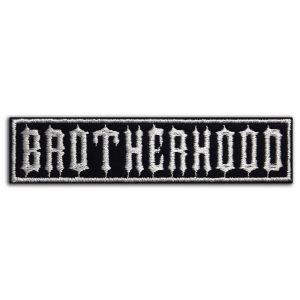 Brotherhood patch