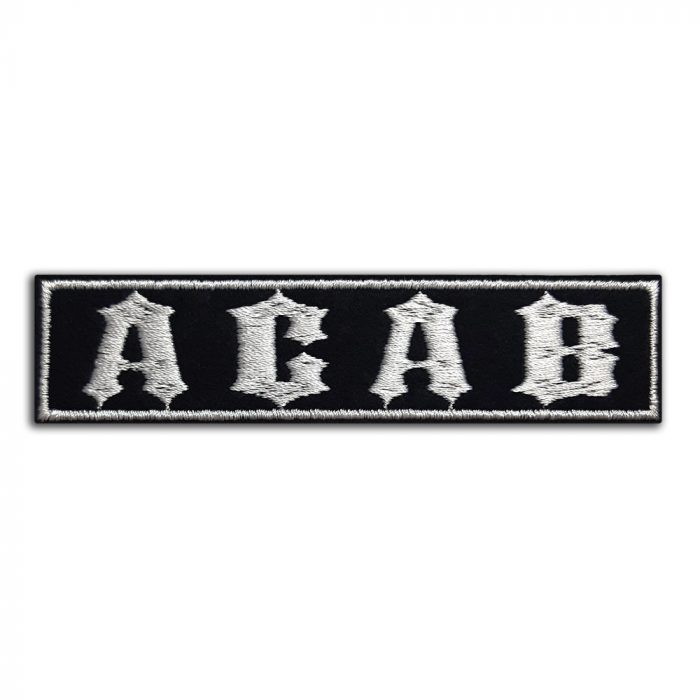 ACAB patch