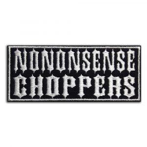 Nononsense Choppers patch