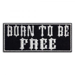 Born to be Free patch