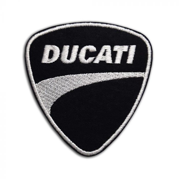 Ducati logo patch