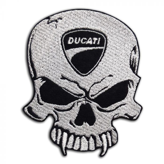 Ducati Skull patch