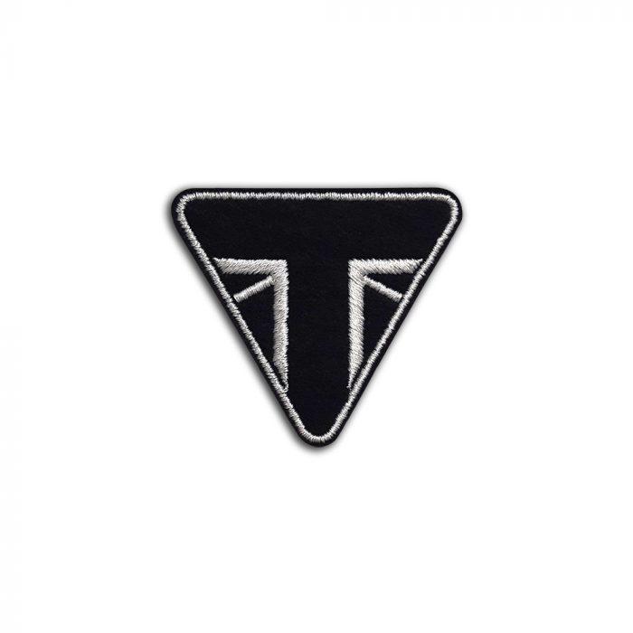 Triumph logo small patch