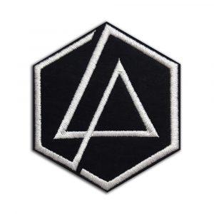 Linkin Park logo patch