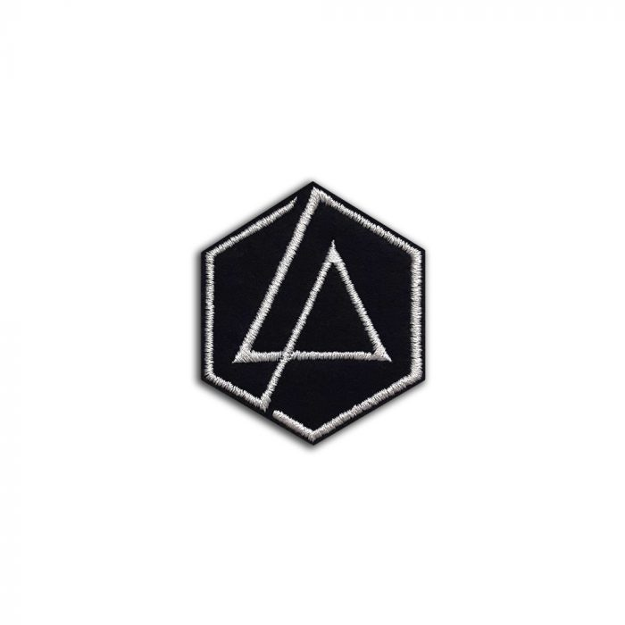Linkin Park logo small patch