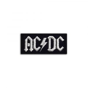 AC/DC small patch
