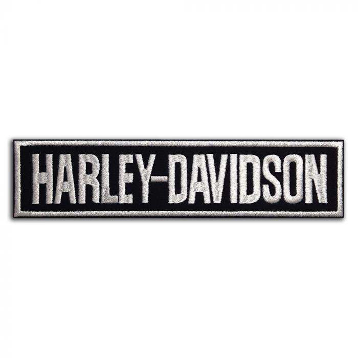 Harley-Davidson large back patch