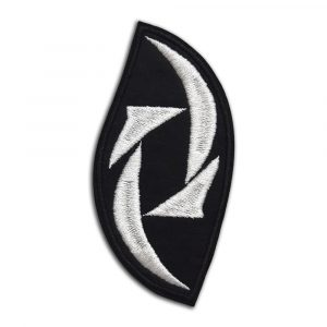 Halestorm logo patch