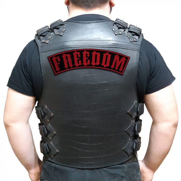 Freedom large back patch