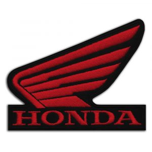 Honda logo patch
